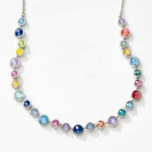 Set, All Around Necklace & Bracelet